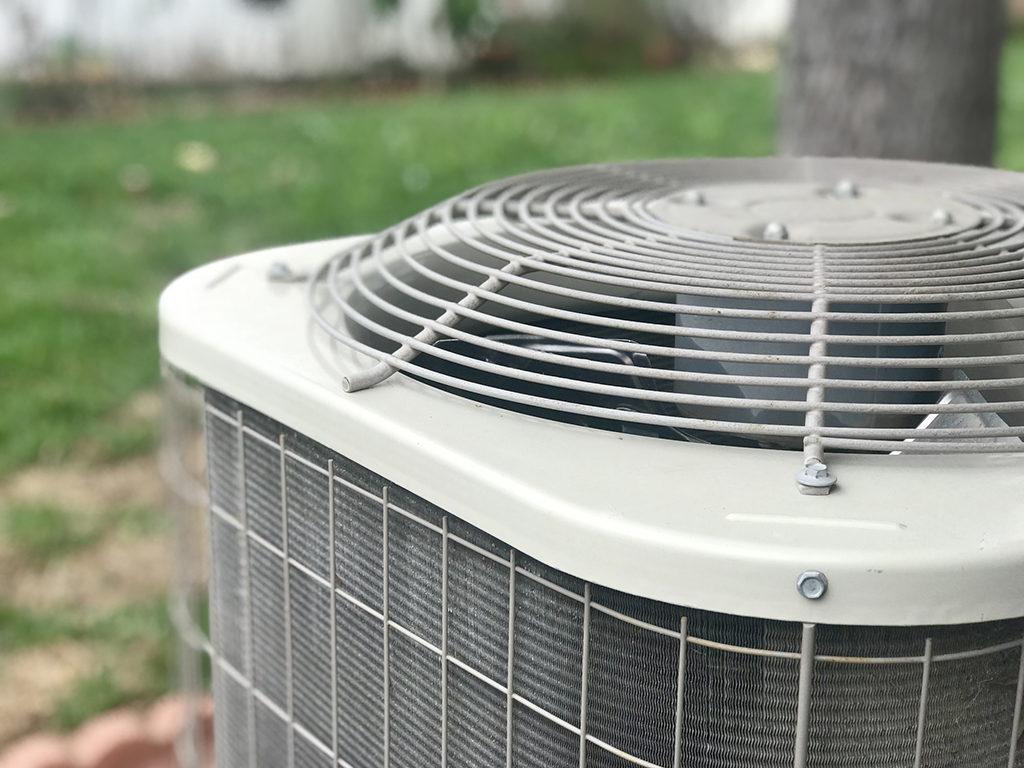 Air-Con Perform in Optimal Capacity